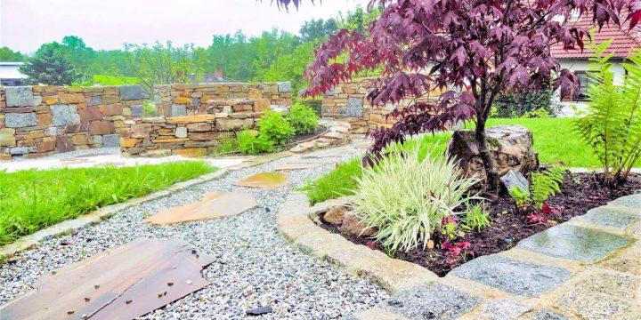Stein: Planung, Bau und Bepflanzung einer Hochbeetanlage